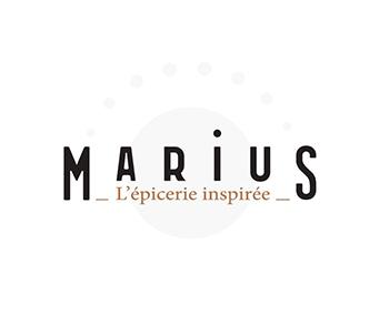 Marius, l'épicerie inspirée